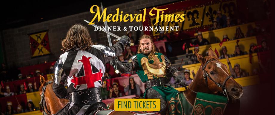 Medieval Times slider